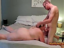 Fucking My Chubby Wife as if Theres no Tomorrow