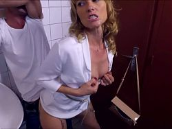 Naomi Dominant Milf In Gas Station